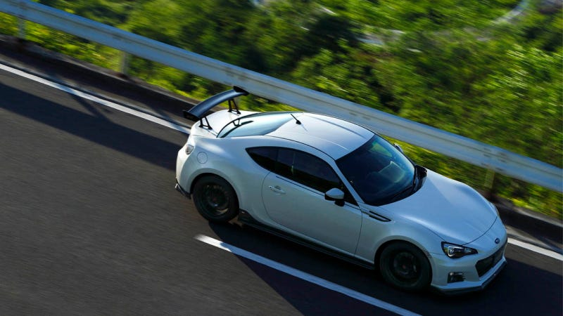 The Subaru BRZ tS: Better Handling For Your Pleasure