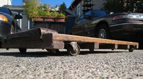 Yard Sale Find: Hulbert's Smash-Proof Creeper!