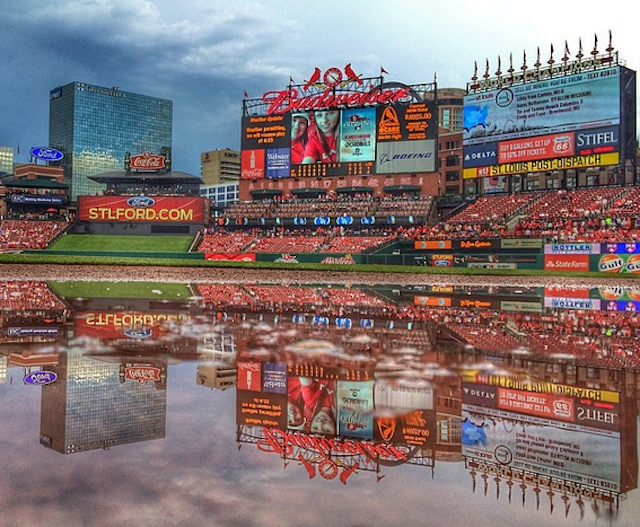 St. Louis Has The Best Reflection In Baseball