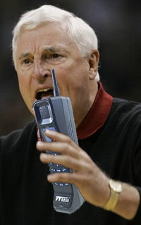 Bob Knight Interrupts Speech To Give Job Recommendation