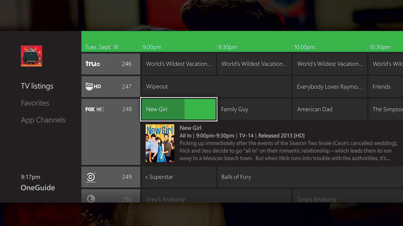 The Xbox One Dashboard Is Definitely a Next-Gen Improvement