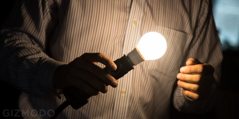 This Super-Efficient Lightbulb Uses Tesla Tech for an Incandescent Glow