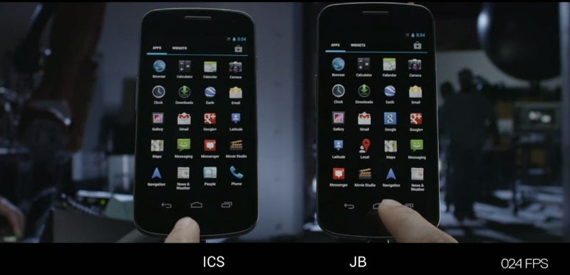 What's New in Android 4.1 Jelly Bean