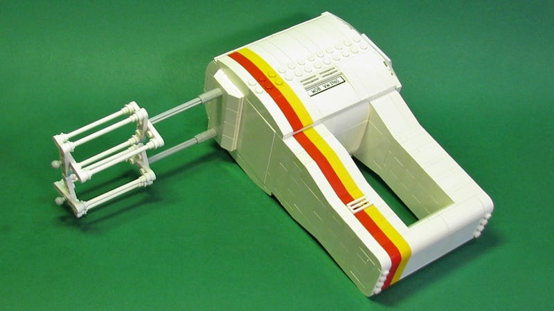Yes, You Can Mix Ingredients With This Working Lego Hand Mixer