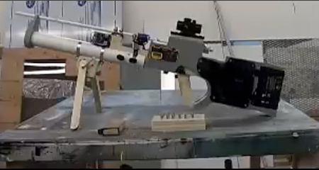Woodshop Class: Where Bolt-Action, Electromagnetic Coil Guns Are Made