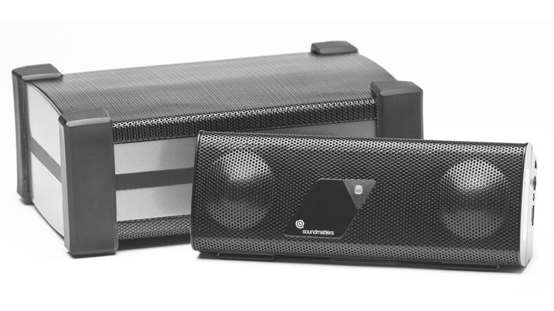 Soundmatters' Portable Subwoofer Logically Follows in the Footsteps of Portable Speakers