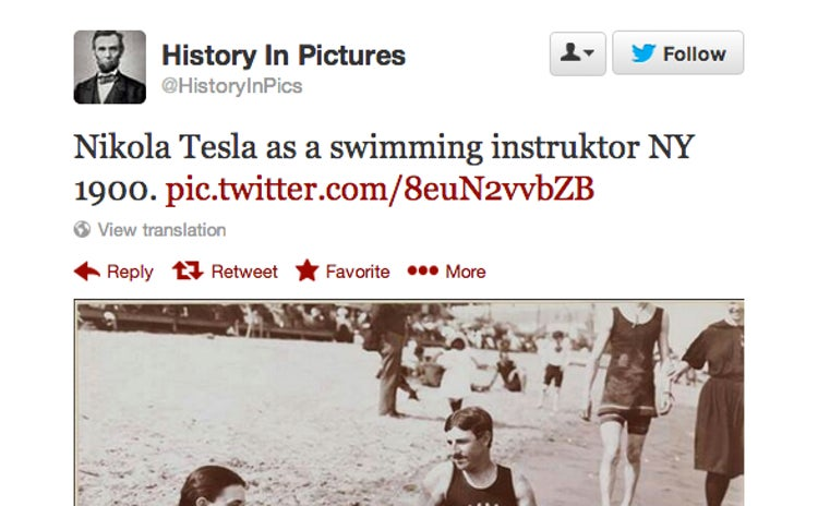 Viral Sensation @HistoryInPics Is Run By Two Teens