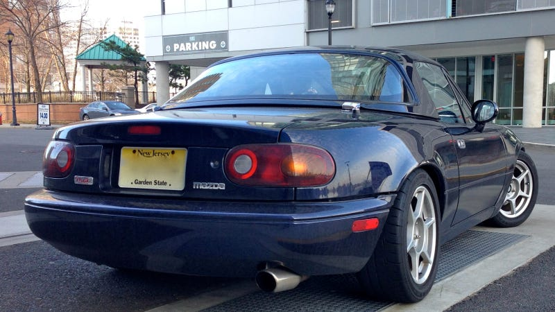 1996 Mazda Miata: The Jalopnik Review