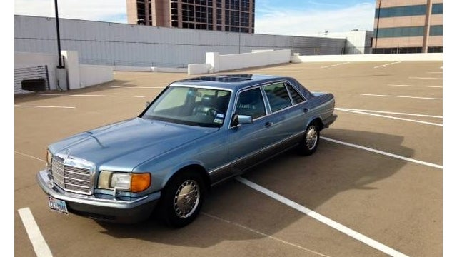 A Hilarious Long-Winded Craigslist Ad For A Long-Wheelbase Merc