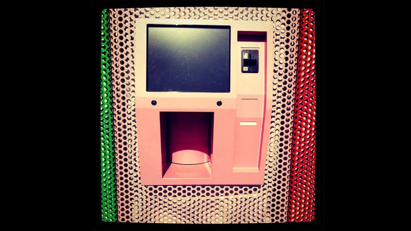 There Exists an ATM That Dispenses Cupcakes 24 Hours a Day
