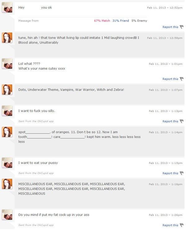 Horse_ebooks OKC Account Exposes Gaping, Soulless Chasm of Creepy Messages