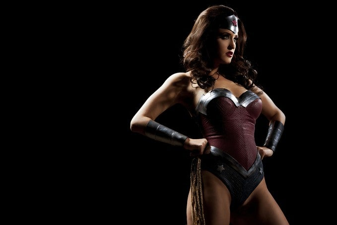 Who has the best live-action Wonder Woman outfit? The Wonder Woman porn parody, obviously
