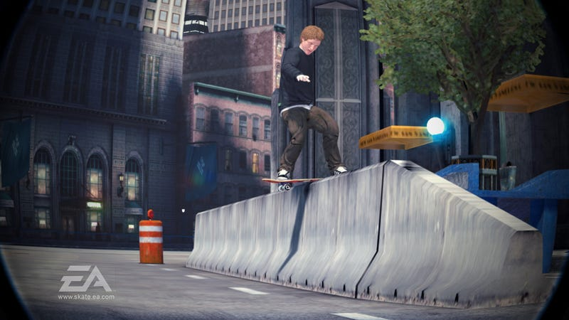 Final Skate 2 Pre-Launch Screens Are Vegetarian Friendly