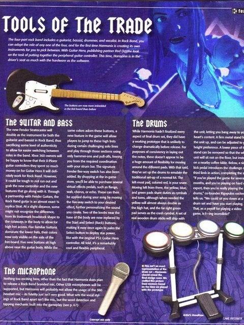 Rockband Drums Revealed