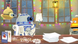 Lucasfilm's <i>Star Wars</i> Holiday Card Is Simply Adorable
