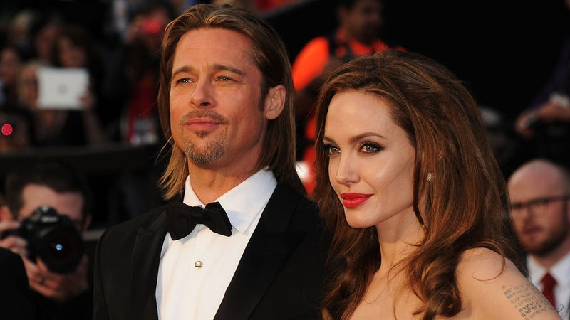 Brad Pitt and Angelina Jolie Are Probably Getting Married This Weekend