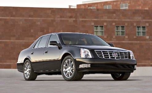 Cadillac May Can STS, DTS Replacements