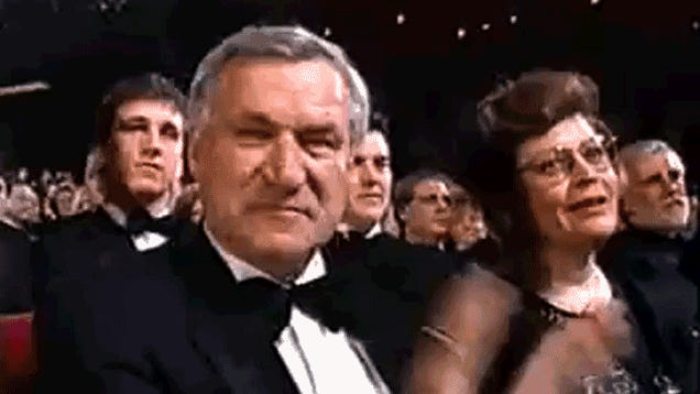 Every Hilarious Reaction Shot From Norm Macdonald's ESPYs Monologue