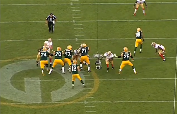 Inside The All-22: The Packers' O-Line Blew The Comeback Attempt