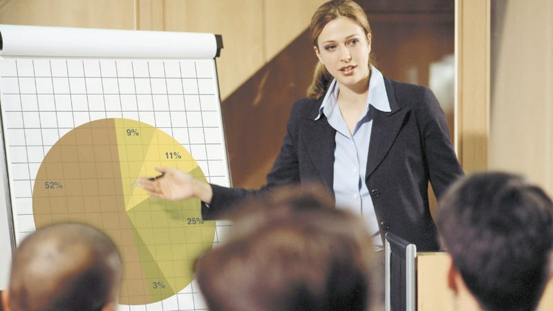 Female Corporate Leadership Numbers Stall, Which Is Troubling