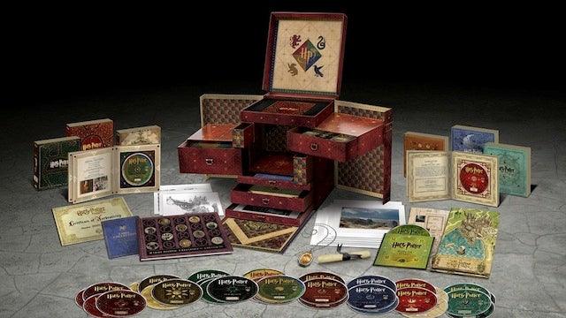 The Moneysaver: 3DS Games, Plasma TV's, Audio-Technicas, Harry Potter
