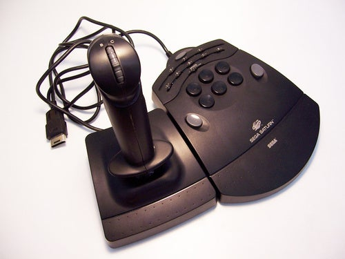 If a Sega Saturn Joystick Could Transform, It Would Become This