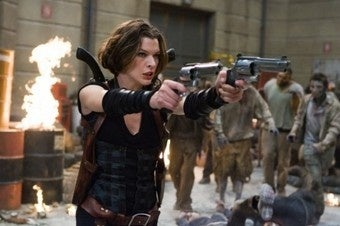 In Some Ways, Milla Jovovich Is the Biggest Movie Star in the World