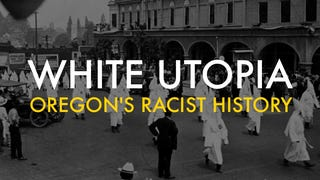 Oregon Was Founded As a Racist Utopia