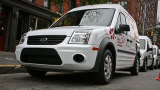 2010 Ford Transit Connect: First Drive
