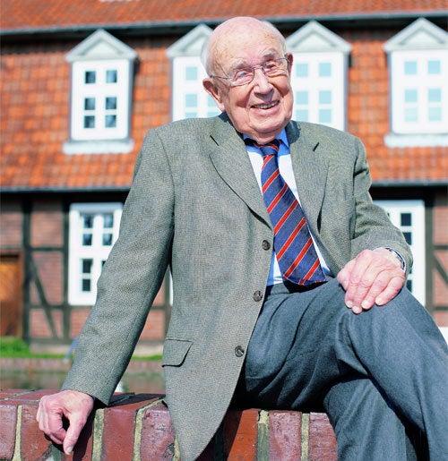 Prof. Dr. Fritz Sennheiser, Founder of...Sennheiser, Dies