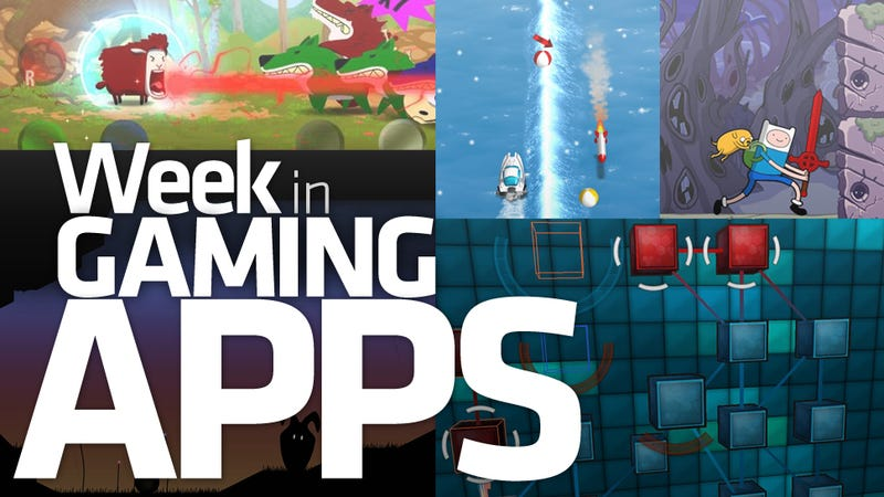 Moving is No Excuse for Skipping This Week in Gaming Apps