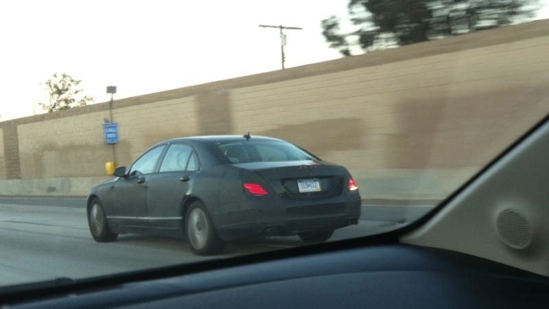 Is This The Next Mercedes-Benz S-Class?