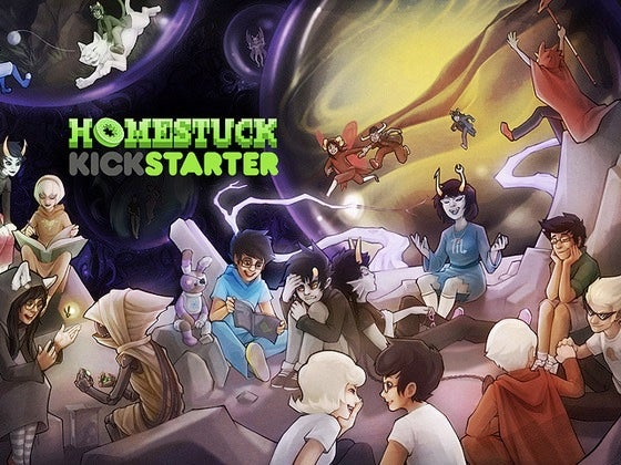 Crowdfund a Homestuck video game, gruesome dog costumes, and Golden Age baked goods