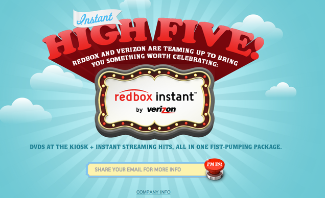 How To Sign Up for Redbox Instant