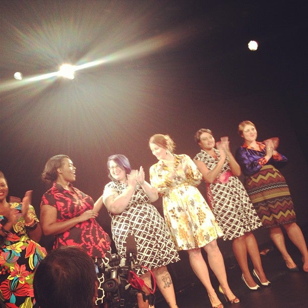 Here's the First Plus-Sized Show in the History of Fashion Week