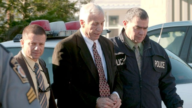Jerry Sandusky Chuckles His Way Through Latest Creepy Interview