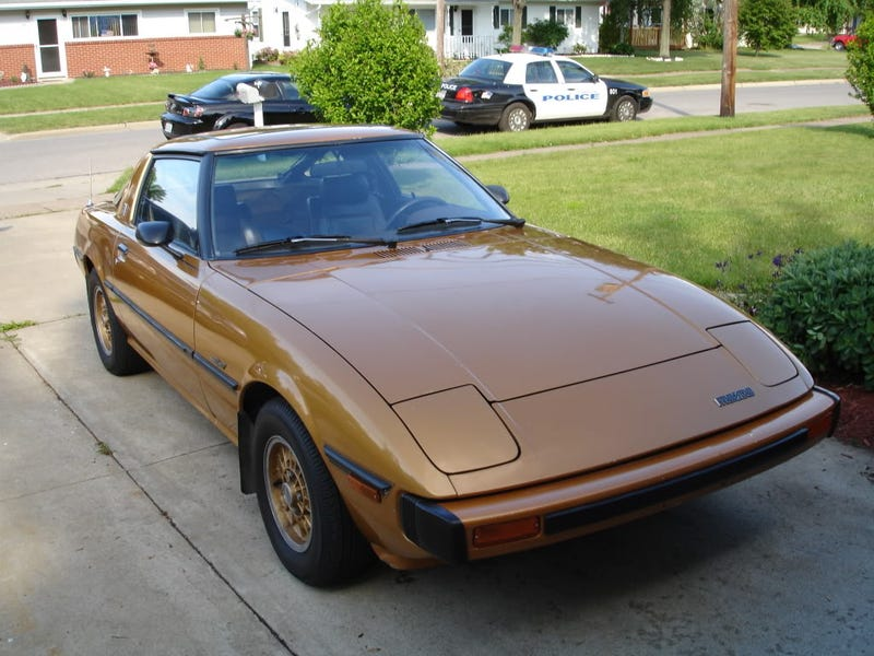 For $4,000, Go For The RX-7 Gold