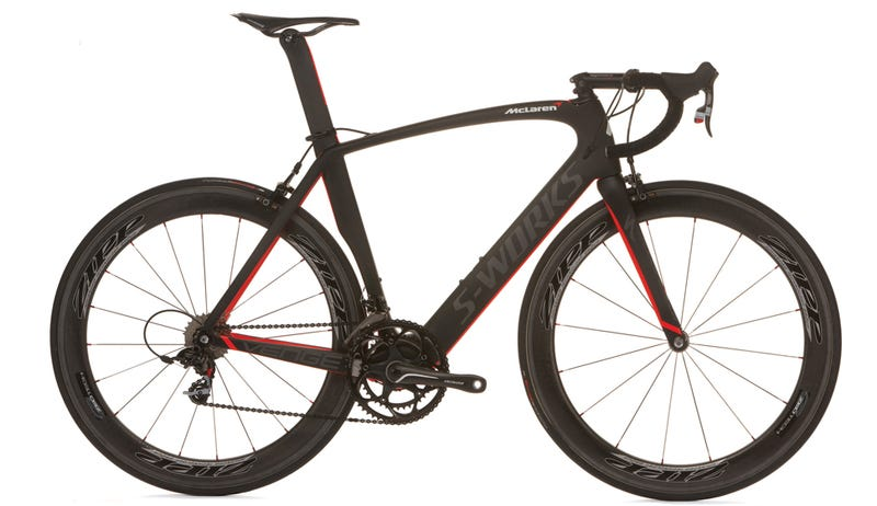 Specialized's McLaren Venge Aero Road Bike Will be a Winner This Weekend