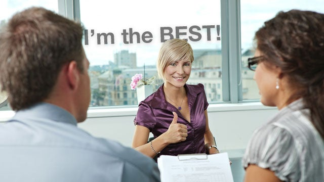 Shameless Self-Promotion Is a Good Thing in Job Interviews