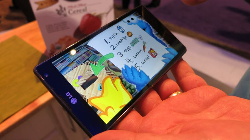Big Bird Will Teach Your Kid To Read Using Qualcomm's Augmented Reality Tech