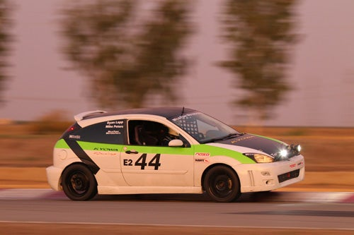 Western Endurance Racing Championship Decided During 25 Hour