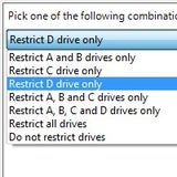 Use the Policy Editor to Restrict Drive Access in Windows