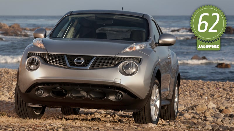 2012 Nissan Juke: The Jalopnik Review