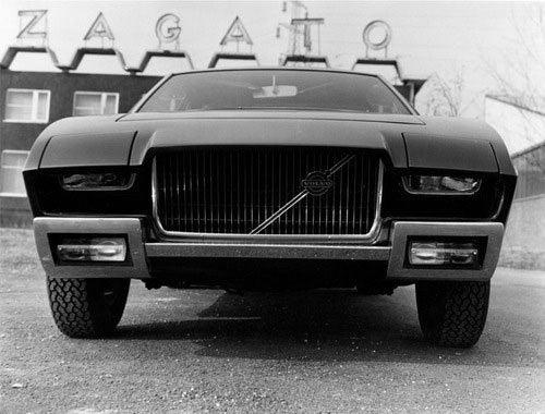 Zagato Built A Volvo Sports Car
