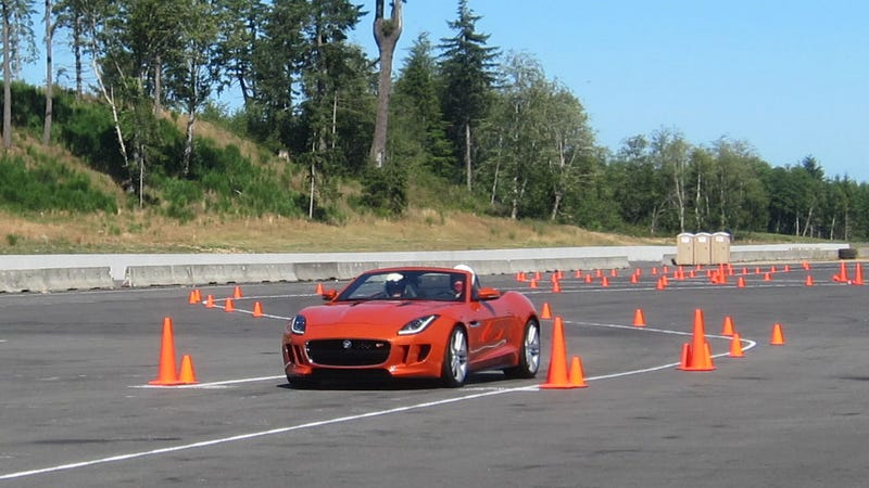 2014 Jaguar F-Type: The Jalopnik Review