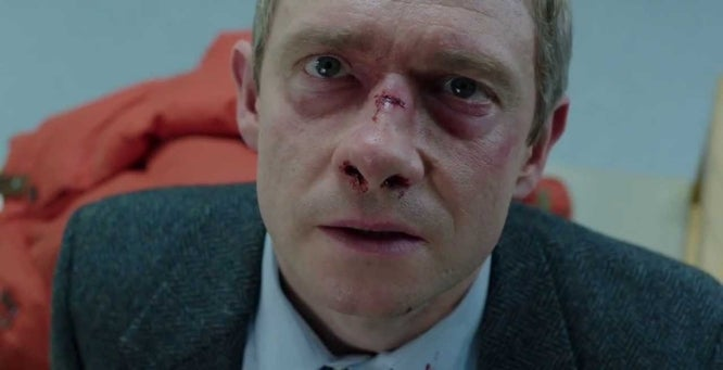 God Help Martin Freeman, The Pathetic Soul Of Fargo