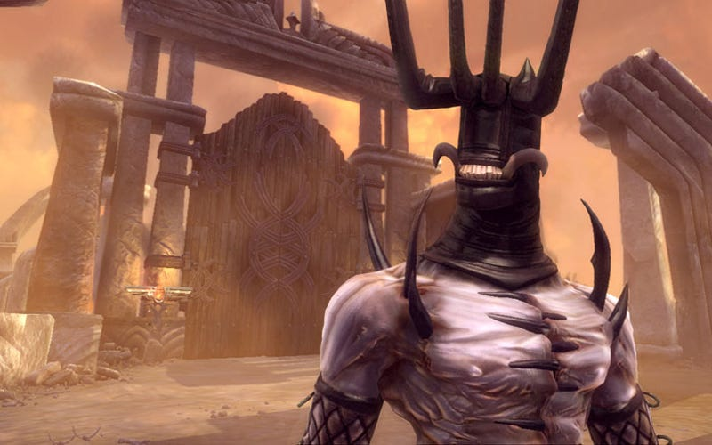 Tim Schafer Explains Why Dio's Out Of Brütal Legend, Tim Curry's In