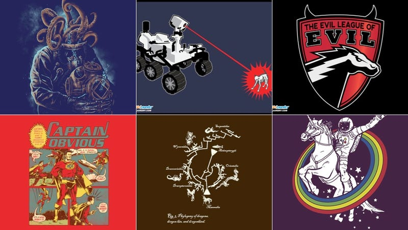 Dynamite t-shirts you can wear for the holidays