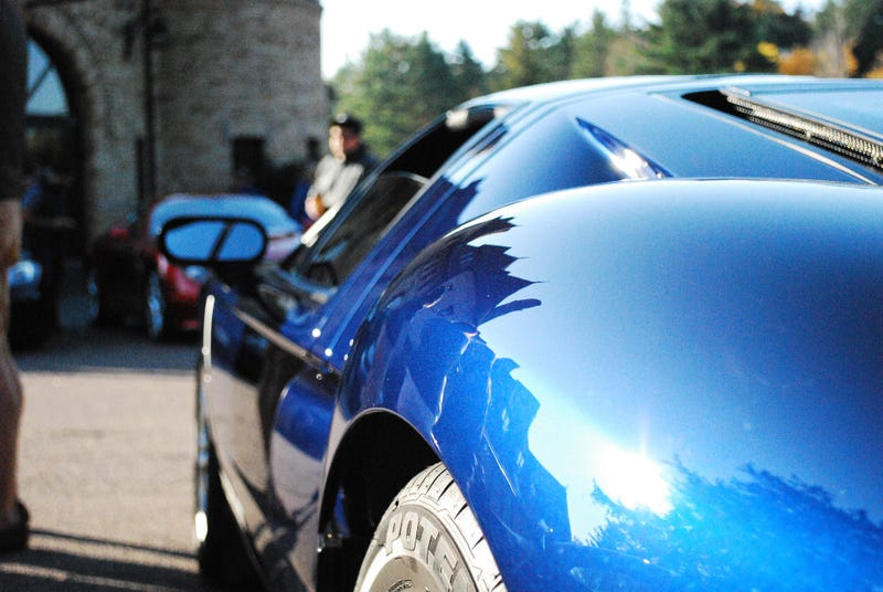 Cars and Coffee Boston @ Larz Anderson Park photo madness