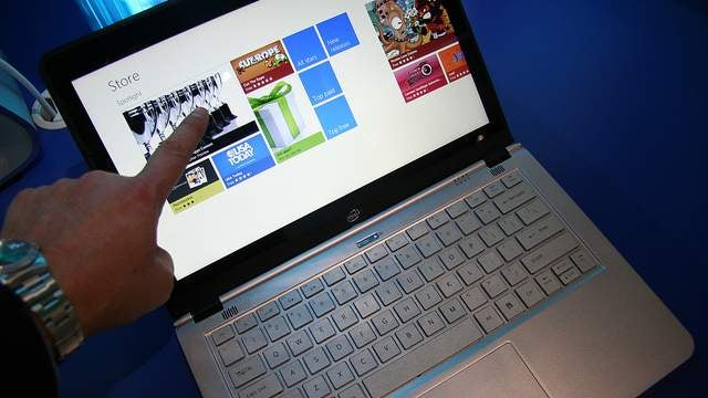 It May Be Cheaper to Buy a Touch Screen Laptop